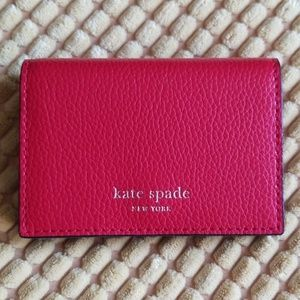 Kate Spade Eva Accordian Card Case